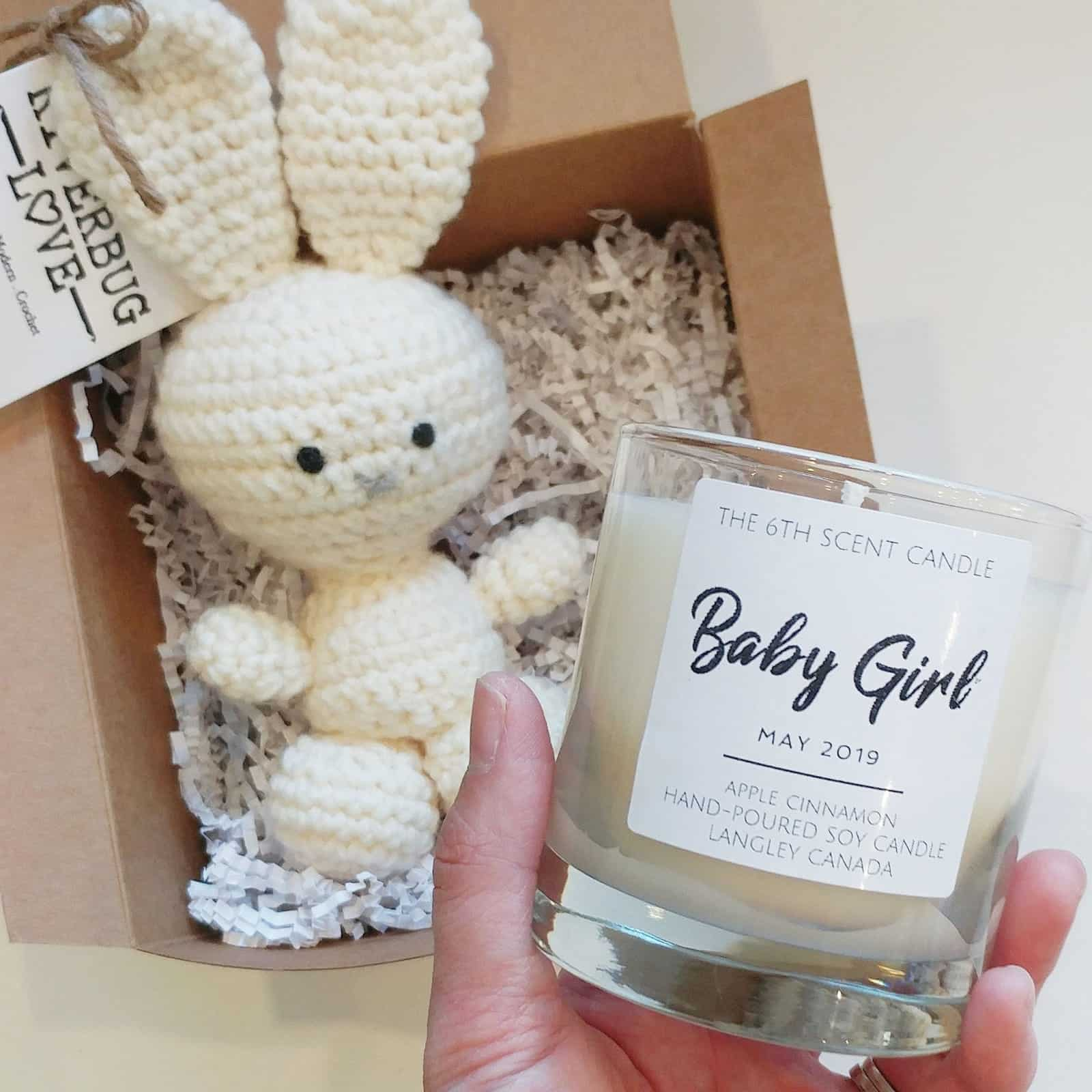 28db10ffe5956 Welcome Baby Gift Set
