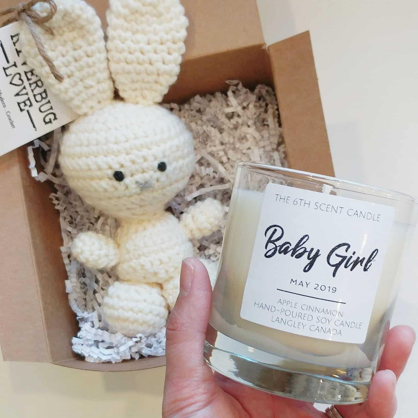 0b52642ef45bd Welcome Baby Gift Set